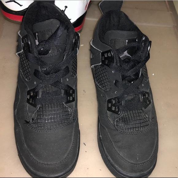 black cat 4s